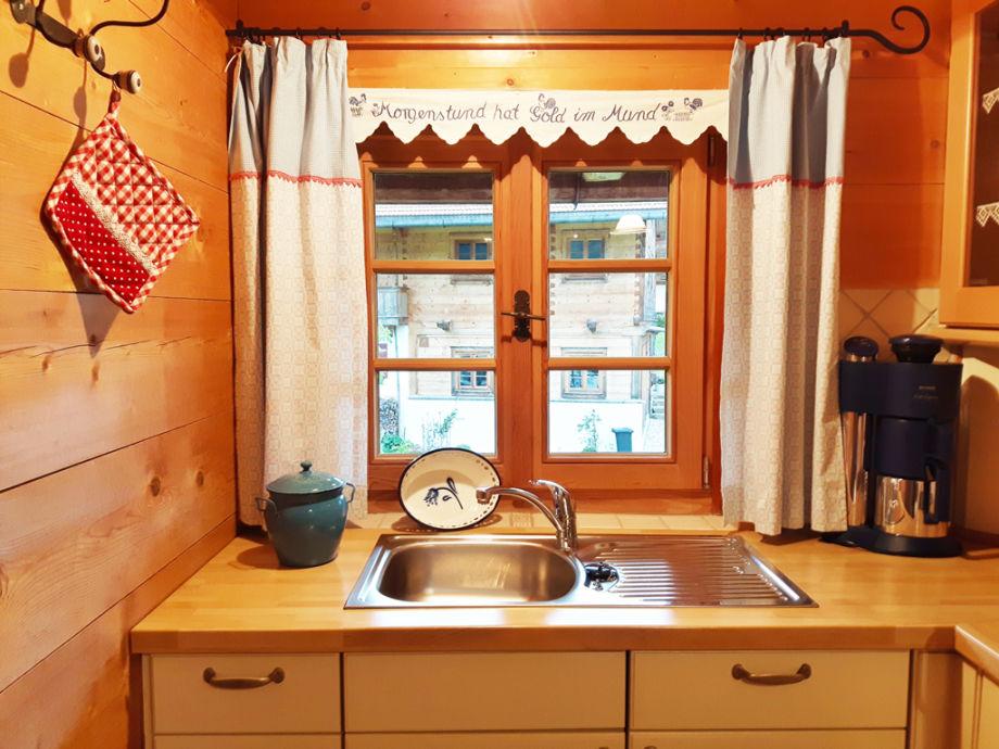 ferienwohnung bio blockhaus dufter inzell bayern frau annelies dufter. Black Bedroom Furniture Sets. Home Design Ideas