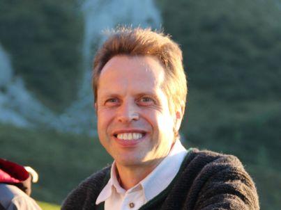 Ihr Gastgeber Peter Schneider