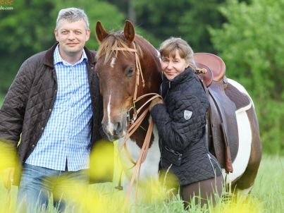 Ihr Gastgeber Lydia & Henrik Muus
