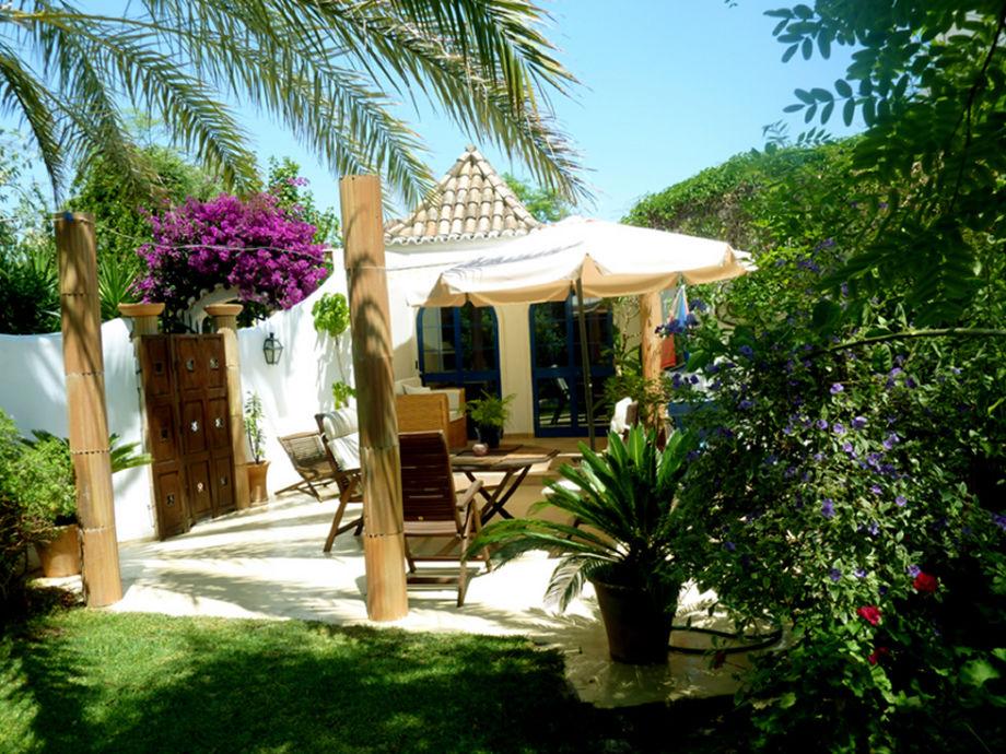 Ferienhaus Gardenia Terasse