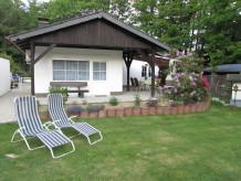 Ferienhaus Dahlke mit Kamin und Sauna