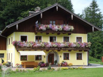 Bauernhof Almgut