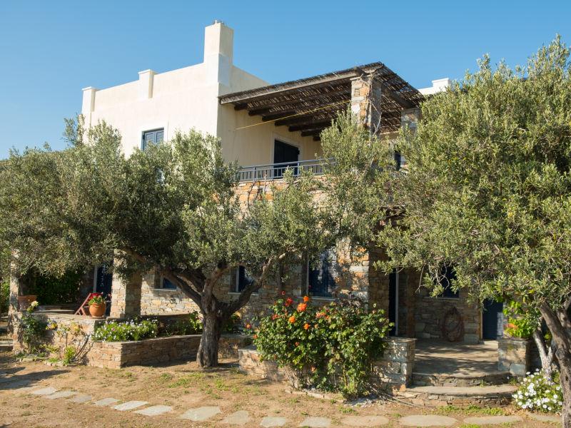 Ferienhaus Villa-Petraki