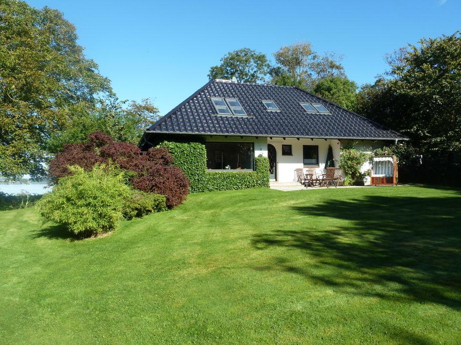 Haus Seeblick ein Ferienhaus für Sie ganz allein