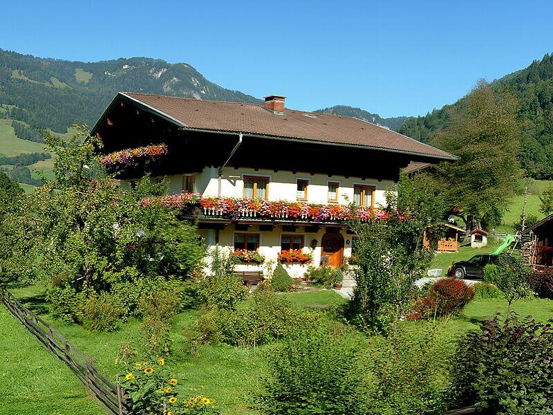 Ferienwohnung Bio-Bauernhof Moarbauer