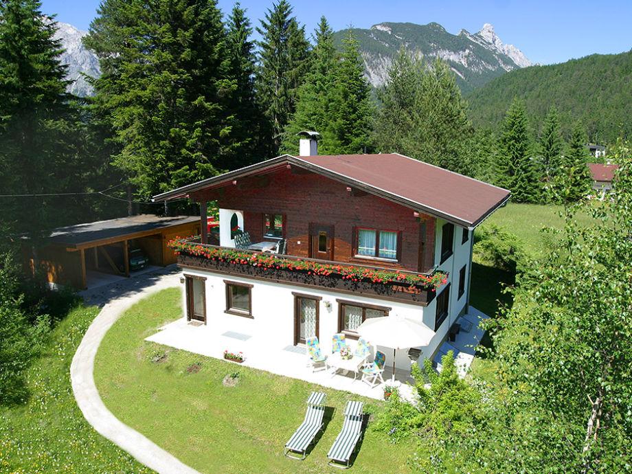 Haus Romantic in den Bergen