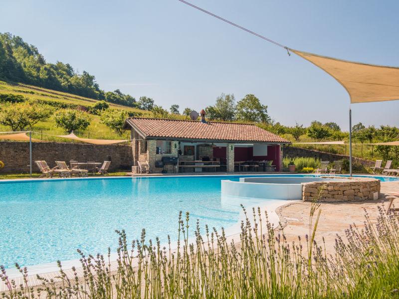 Ferienhaus Casa Carlin auf Cascine Crema