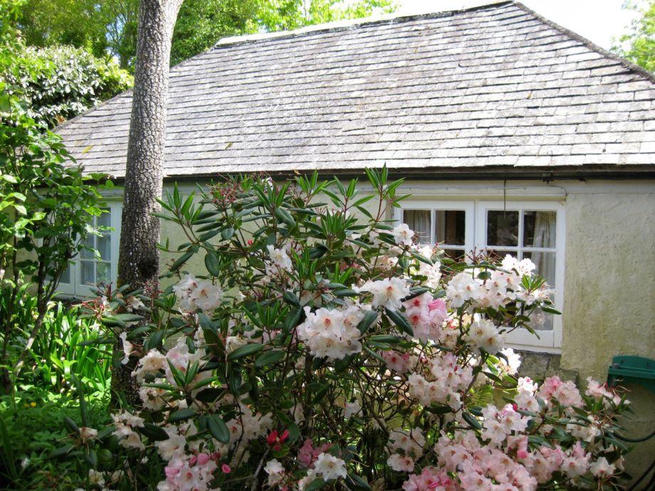 Außenaufnahme Porthallow Lodge