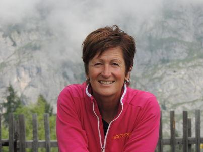 Ihr Gastgeber Monika Höllwart