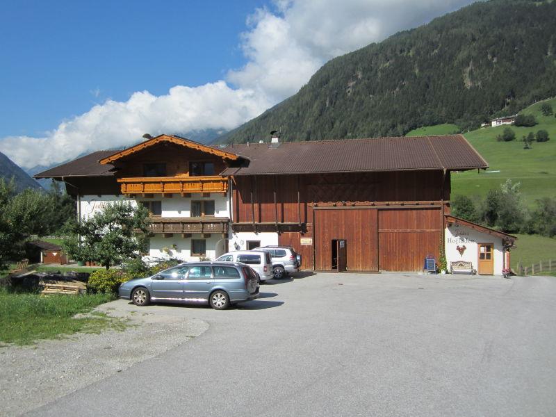 Ferienwohnung Top 1 auf dem Jedelerhof