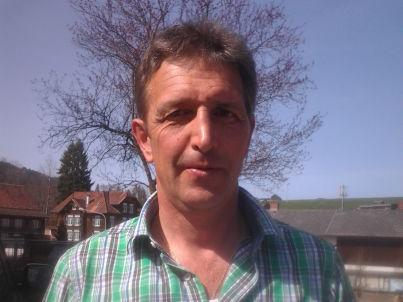 Ihr Gastgeber Gerhard Walter