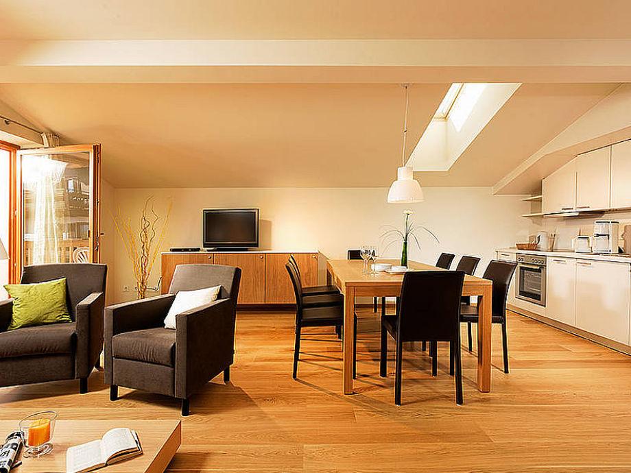 Ausstattung Appartement Haus Sonne