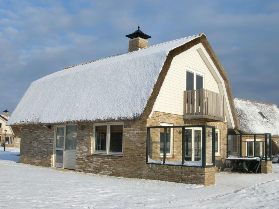 Villa De Witte Hoek Watteninsel Texel