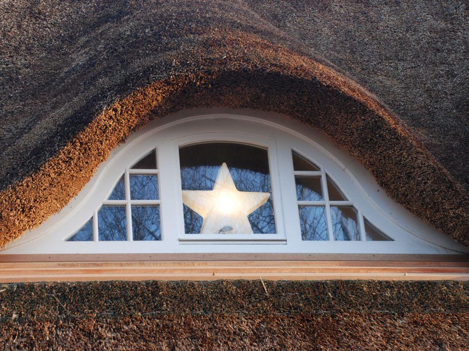 Romantische Gaubenfenster
