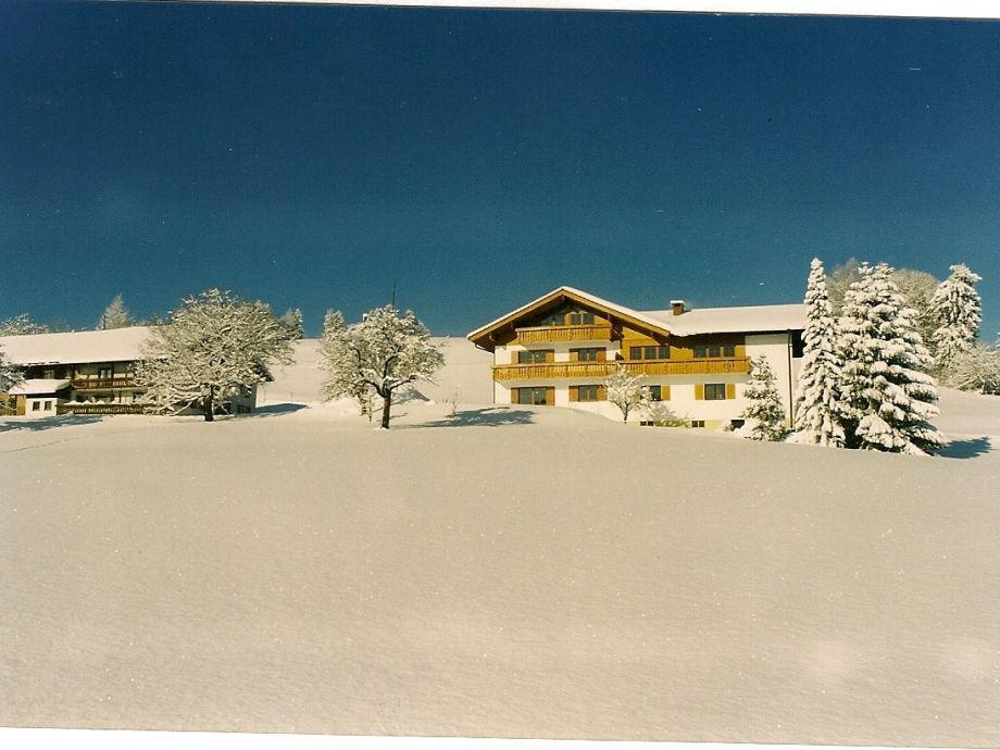 "Wintertraum - Winter auf dem ""Berghof Lingg"""