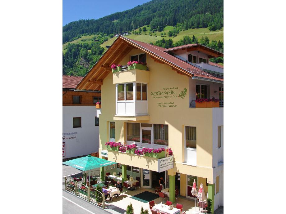 Apart hotel rosmarin neustift im stubaital firma for Appart hotel 45