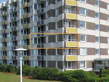 Holiday apartment Ostseeblick - Grömitz
