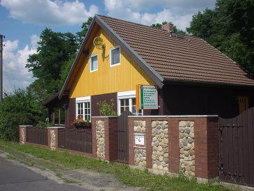"Ferienhaus ""Kürbis-Schmiede"""