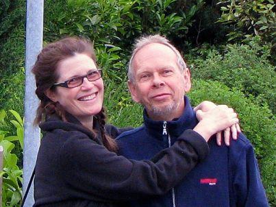 Ihr Gastgeber Friedemann und Elizabeth Schulz