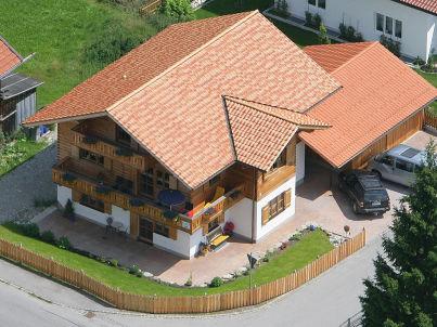Grün - Haus Ammergau