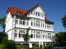 Ferienwohnung Kormoran in der Villa Malepartus Binz