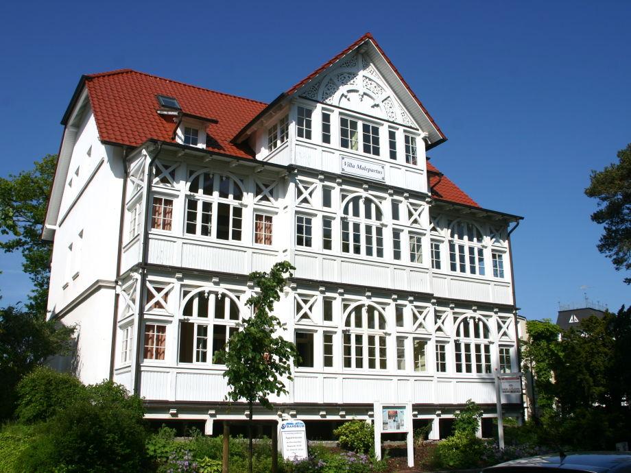 Villa Malepartus Binz: Ihre Ferienwohnung in Binz