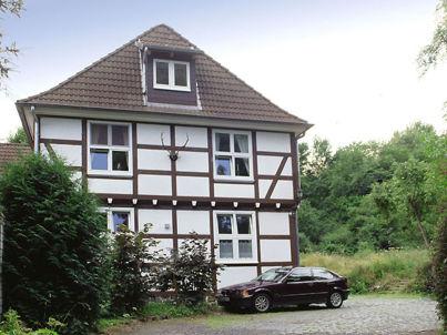 """Am Bergpark"" Wohnung Waldblick"