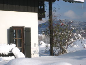 Holiday house at the Attersee