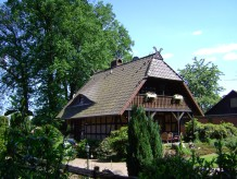 Holiday house romantic Heidehaus Doehle
