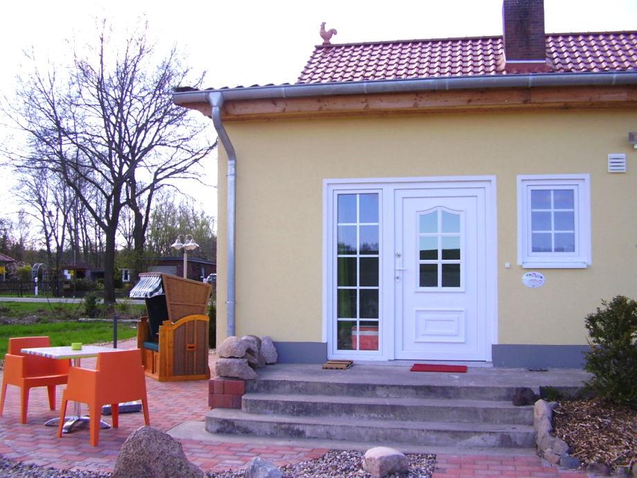 Ferienwohnung mit eigener Terrasse