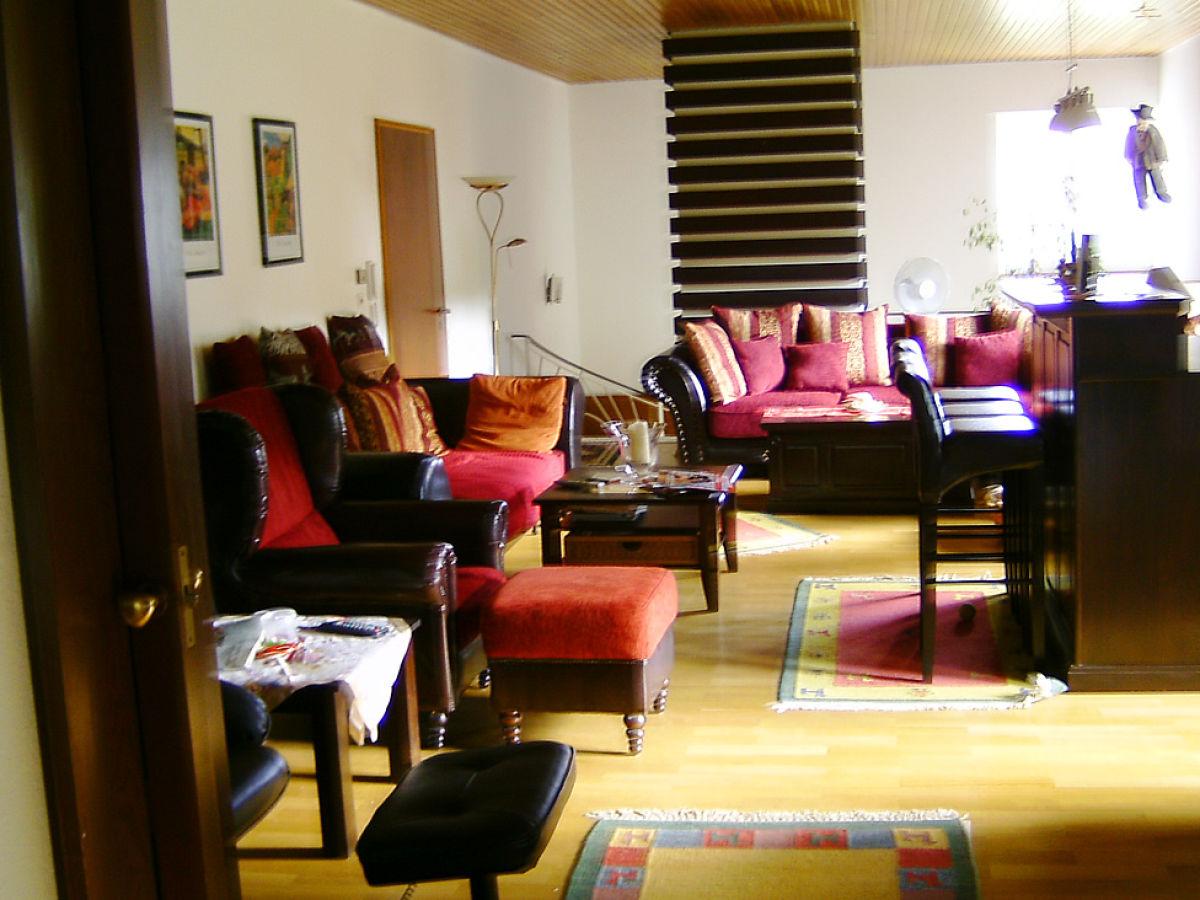 Ferienhaus villa grafenau bayerischer wald regen herr for Wohnzimmer mit bar