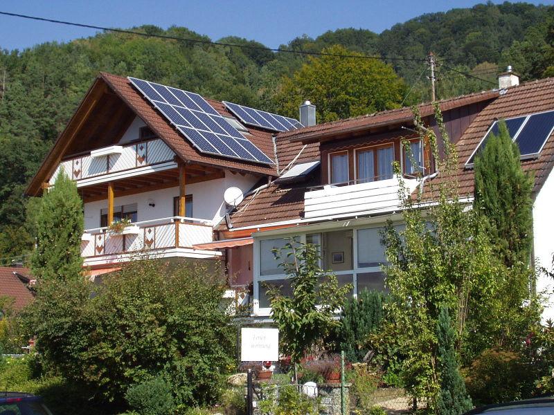 Holiday apartment Annemarie im Haus Blütengarten