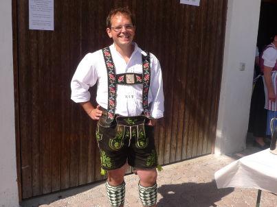 Ihr Gastgeber Ulrich Poettinger