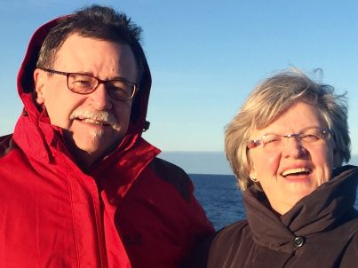 Ihr Gastgeber Karin und Udo Beilstein