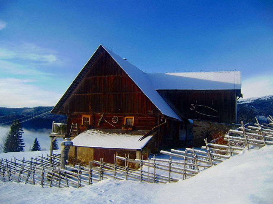 den Zauber einer Winterlandschaft erleben