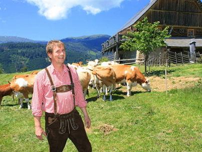 Ihr Gastgeber Helmut Weber