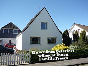Ferienhaus Familie Freers