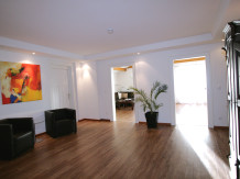Holiday apartment Am Kurpark - Wohnung 3 - 150 qm