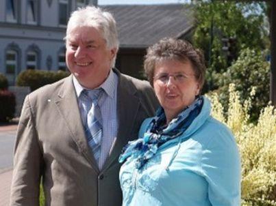 Ihr Gastgeber Gerhard und Heidi Freers