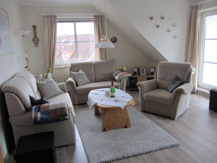 Renovertes Wohnzimmer