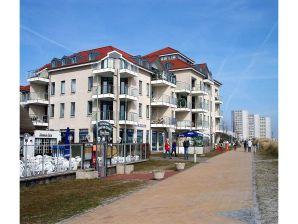 Ferienwohnung Strandburg BT2 App.1.17 direkt am Südstrand