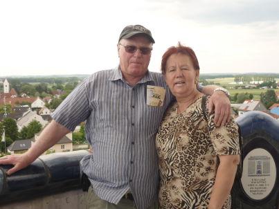 Your host Ilona & Ernst Koehler