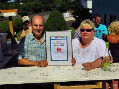 Ihr Gastgeber Karin und Thomas Hommel