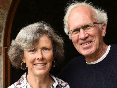 Ihr Gastgeber  Roman Klemenz und Pia Häberle