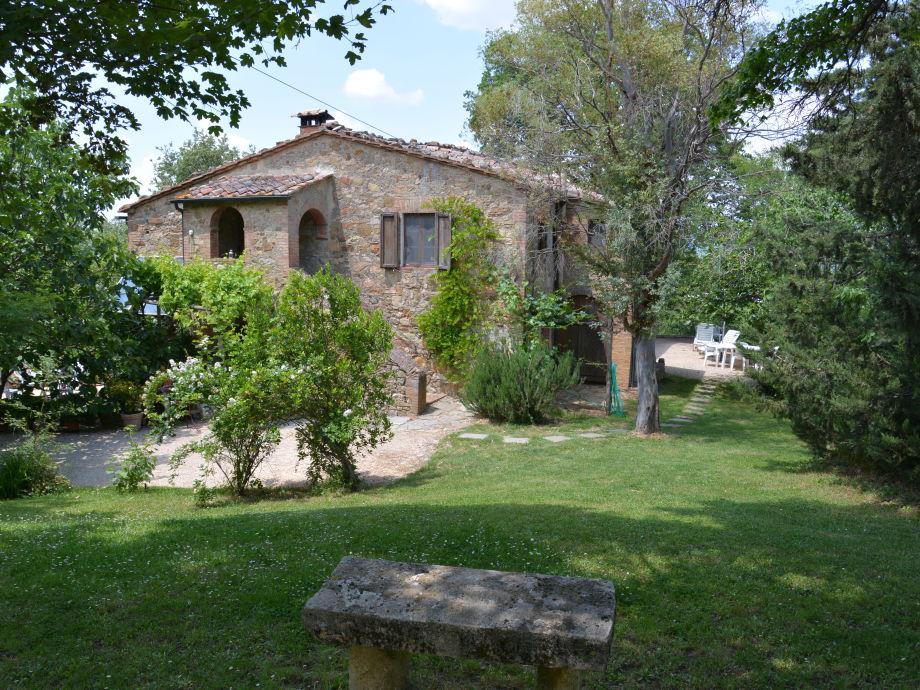 Außenaufnahme Casa Vacanze -  Il Casettino