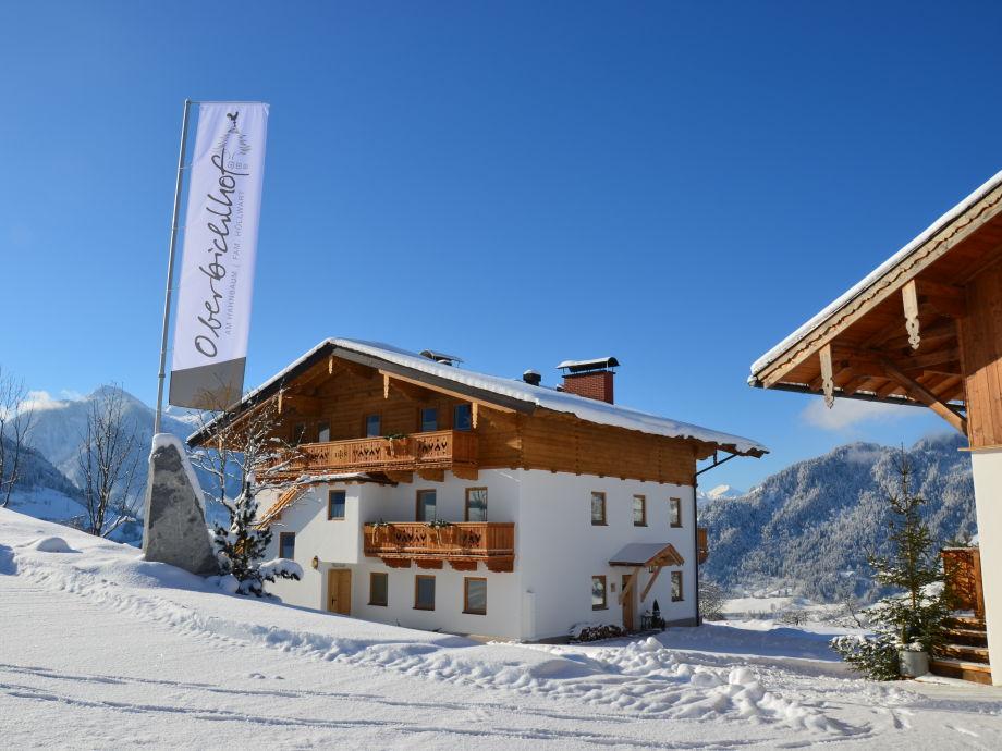 Herzlich Willkommen am Oberbichlhof