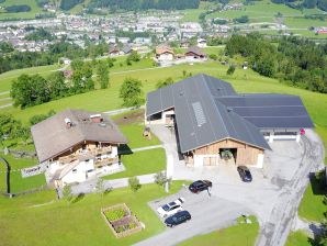 Ferienwohnung Bergblick auf dem Oberbichlhof - Urlaub mit Herz
