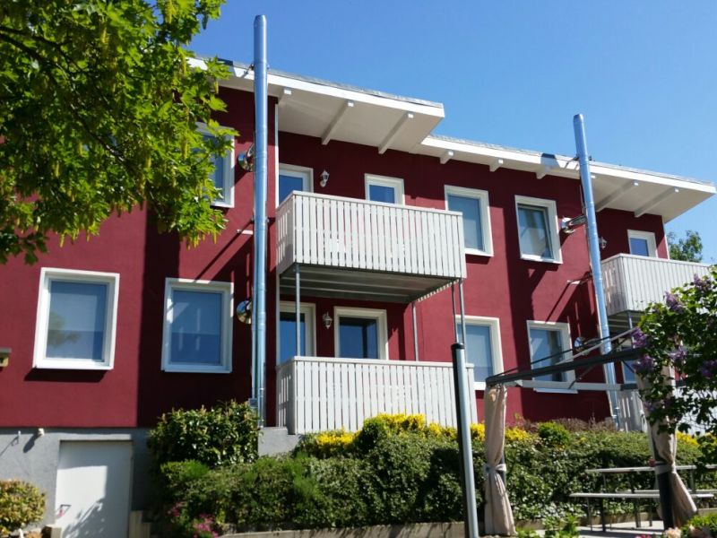 """Holiday apartment 1 ground floor left in the holiday resort """"Pontus"""""""