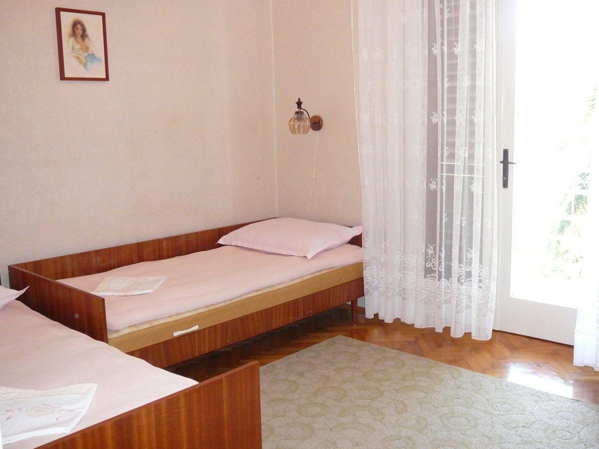 Ventilator Schlafzimmer Ferienwohnung Marcelin Supetar Insel Brac Supetar