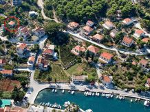 Holiday house IVO at Splitska - island Brac